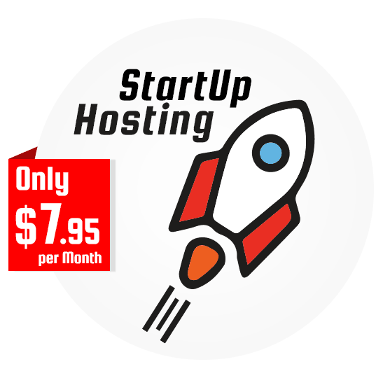 StartUp Business Web Hosting 36 Months Plan